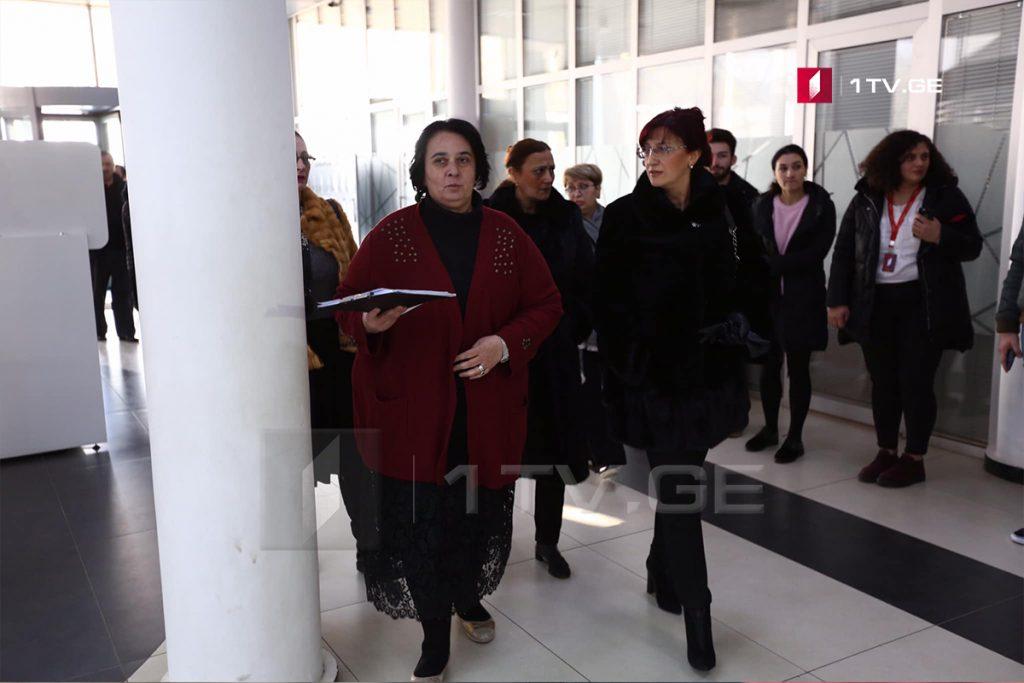 Активисты «Нет нацизму» подали иск против Ники Гварамия из-за оскорбления и угроз в адрес сторонников Саломе Зурабишвили