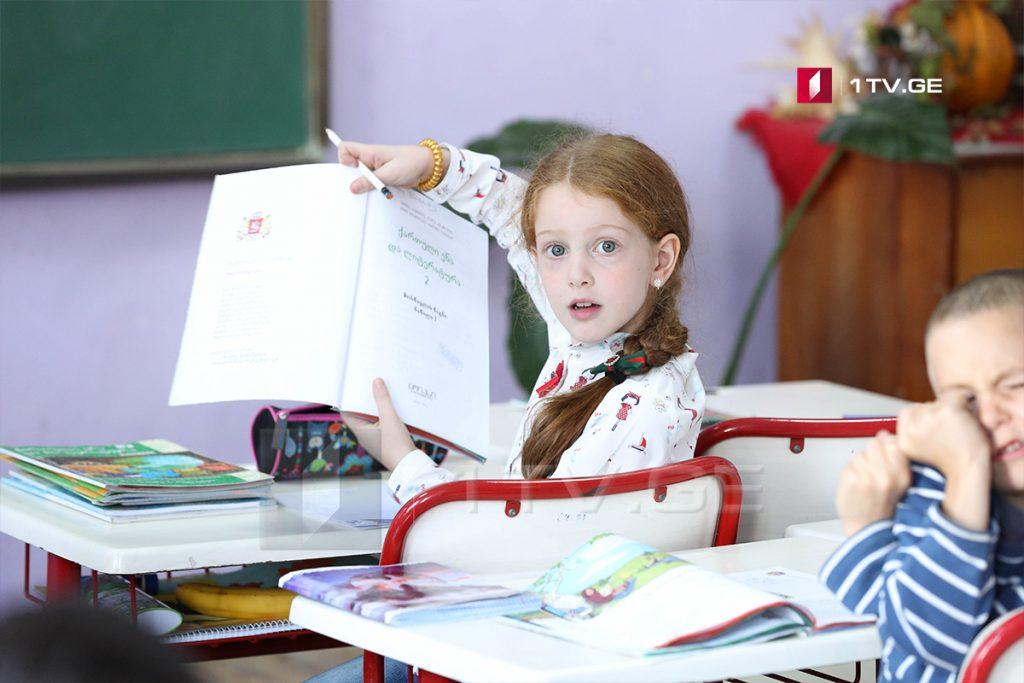 """სკოლებში იაკობ გოგებაშვილის """"დედა ენით"""" სწავლებისთვის ახალი საკანონმდებლო ინიციატივა მომზადდა"""