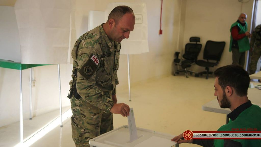 Second round of 2018 presidential elections held in