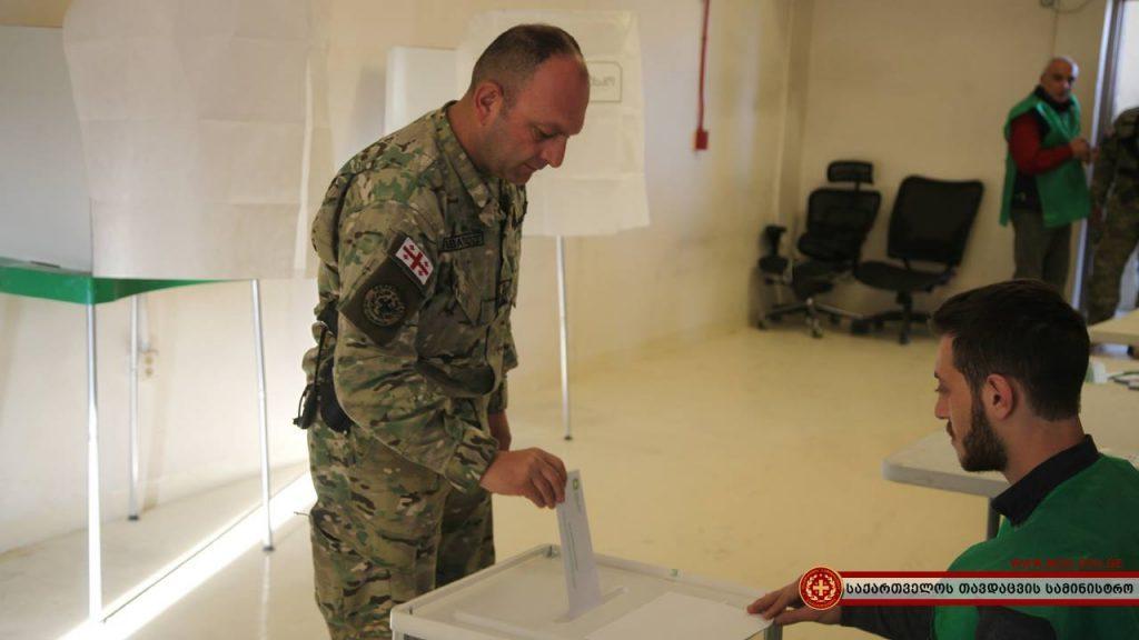 Աֆղանստանում տեղի է ունեցել Վրաստանի նախագահական ընտրությունների երկրորդ փուլը