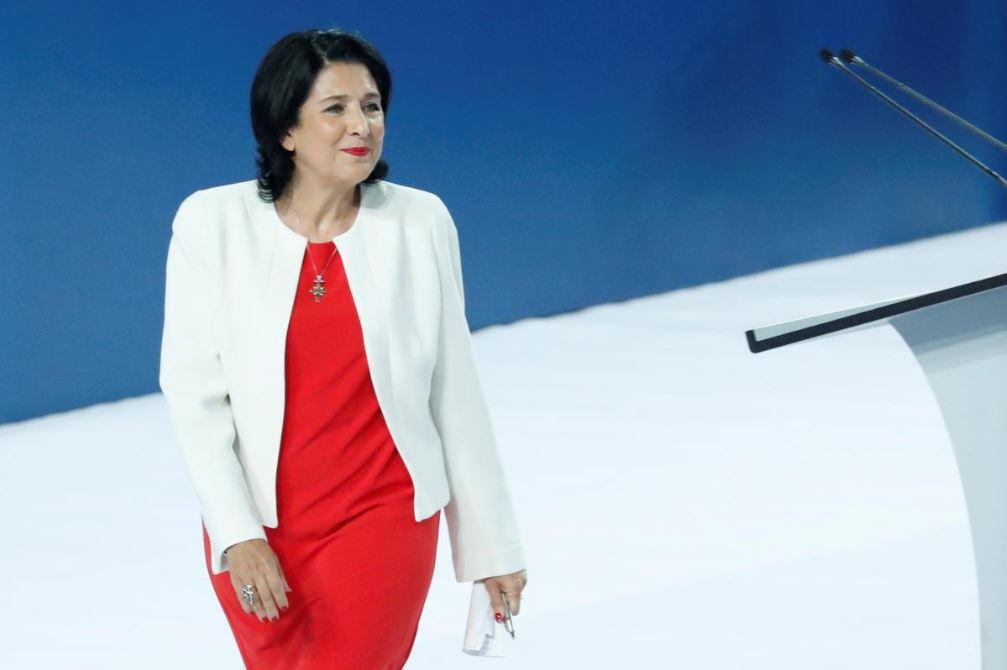 Саломе Зурабишвили выиграла выборы, получив 59,52% голосов