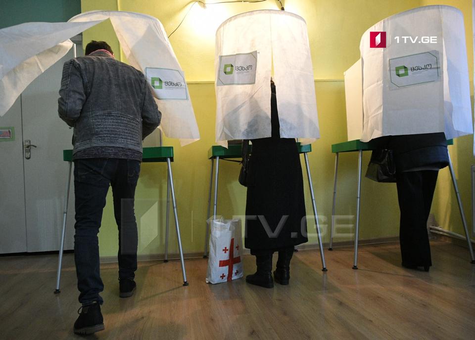 15:00 საათის მონაცემებით, სამგორის მე-6 ოლქში ამომრჩეველთა აქტივობა პირველ ტურთან შედარებით ცხრა პროცენტით გაიზარდა