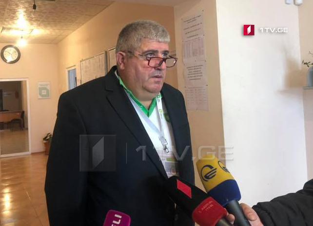 17:00-ի տվյալներով, Ախալքալաքիի 40-րդ ընտրատարածքում ընտրողների ակտիվությունը կազմել է 44,42 տոկոս