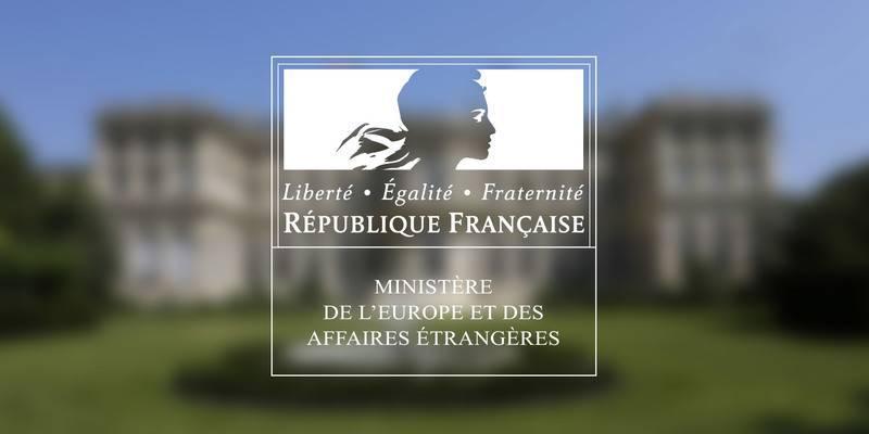 Ֆրանսիայի արտաքին գերատեսչություն. Ֆրանսիան պատրաստ է աշխատել Սալոմե Զուրաբիշվիլու հետ, որպեսզի առավել հզորացնենք հիանալի և պատմական հարաբերությունները