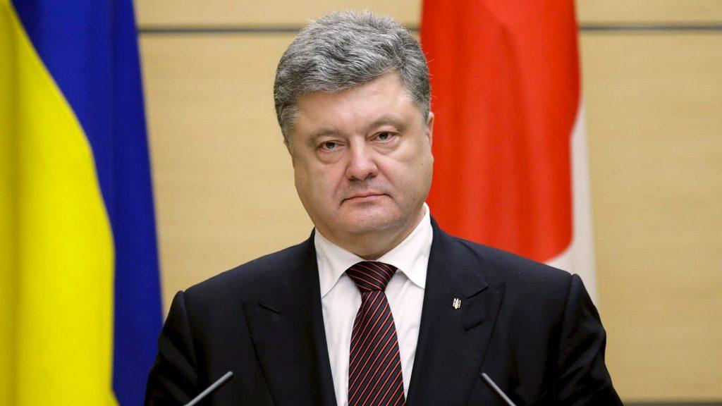 Петр Порошенко поздравляет Саломе Зурабишвили с победой на выборах президента Грузии