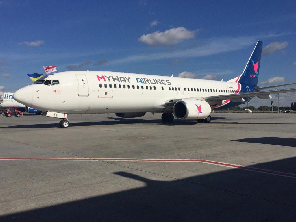 Из-за уменьшения пассажиропотока и по ряду других причин, кроме Тель-Авива, Myway Airlines приостанавливает и возобновит полеты с конца марта