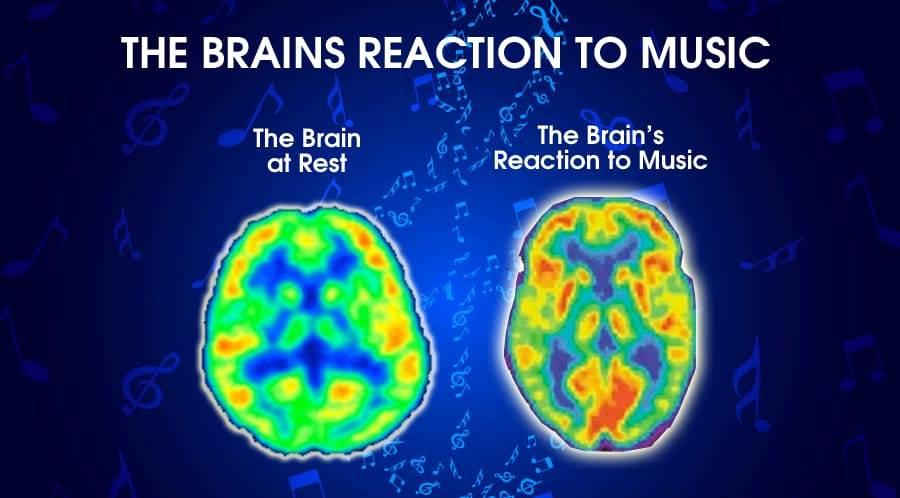 პიკის საათი - მუსიკის გავლენა ადამიანის ტვინზე