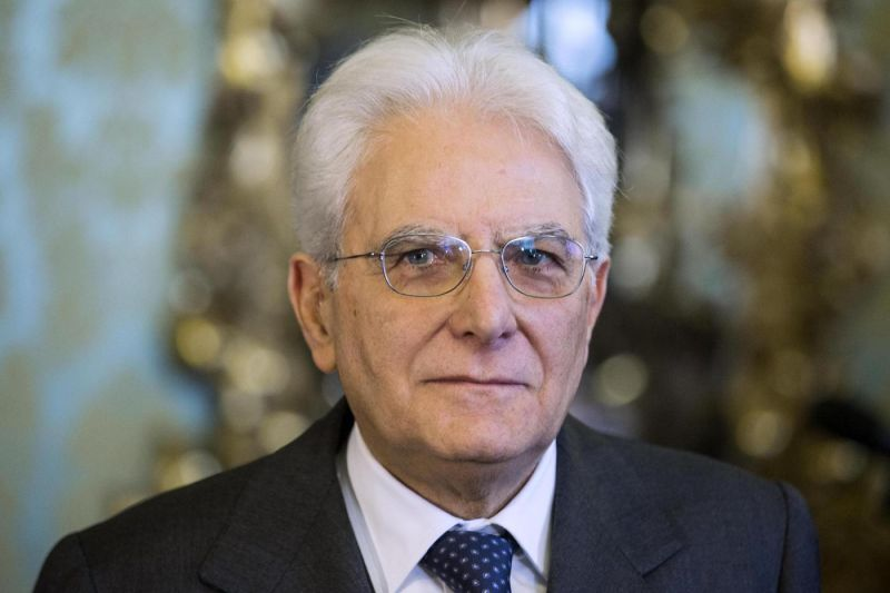 იტალიის პრეზიდენტი - ვიმედოვნებ, სალომე ზურაბიშვილის საპრეზიდენტო მანდატის განმავლობაში თბილისსა და რომს შორის მჭიდრო კავშირი კიდევ უფრო გაღრმავდება