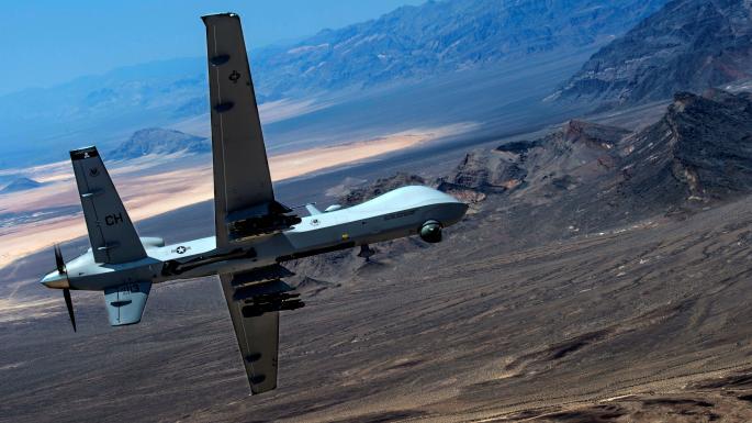 აშშ-მა ლიბიაში ტერორისტების ჯგუფზე ავიაიერიში მიიტანა