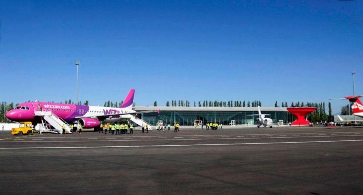 Из-за непогоды в Кутаисском международном аэропорту отменили несколько рейсов