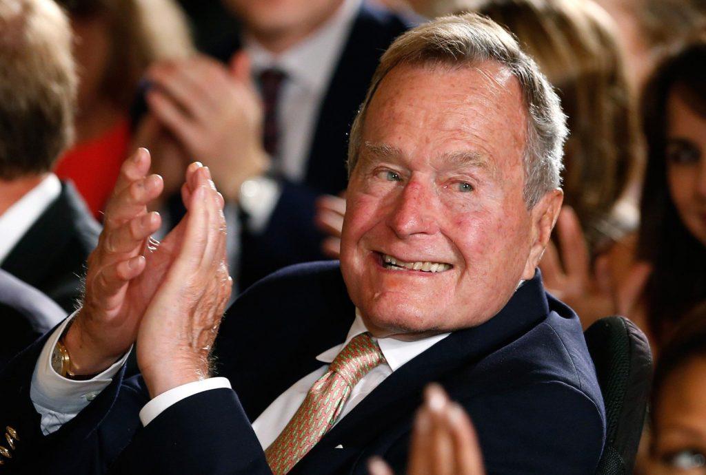 აშშ-ის ყოფილი პრეზიდენტები ჯორჯ ბუში უფროსის გარდაცვალებას ეხმაურებიან