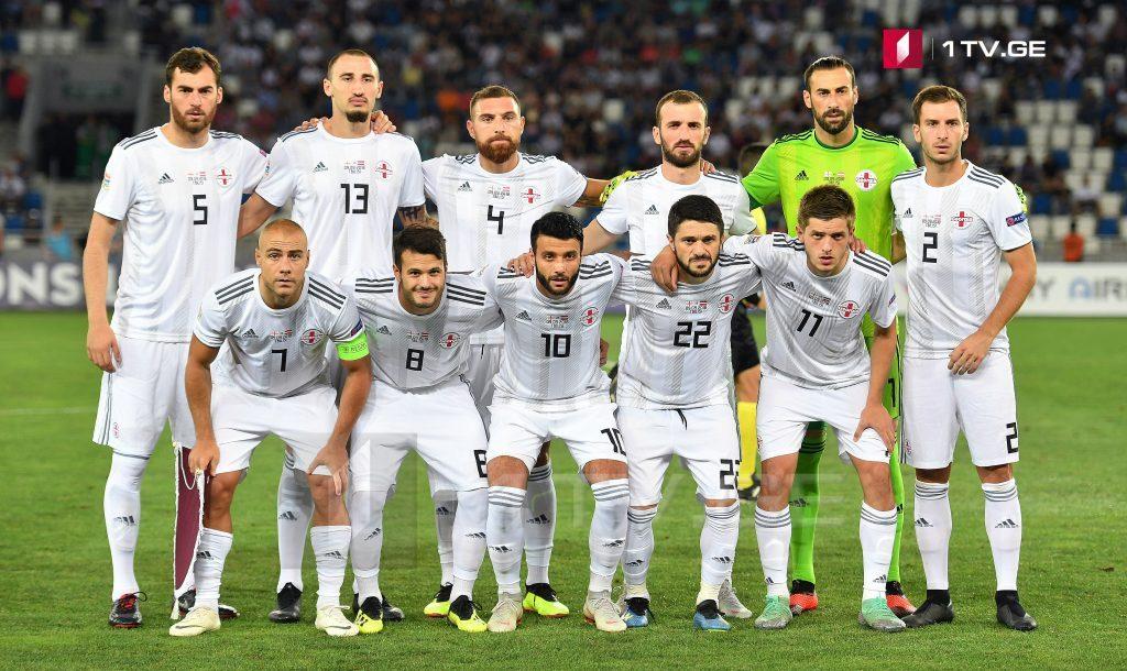 Շվեյցարիա, Դանիա, Իռլանդիա, Հիբրալթար - Վրաստանի հավաքականի մրցակիցները Եվրոպայի առաջնության ընտրական փուլում
