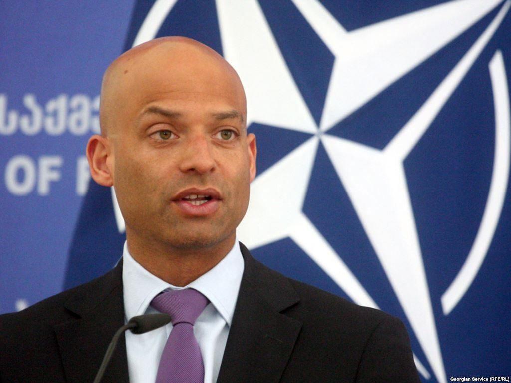 Джеймс Аппатурай - НАТО продолжает поддерживать Грузию, и Грузия продолжает реформы