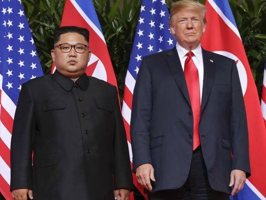 მუნ ჩჟენ ინი - კორეის ნახევარკუნძულის ბირთვული განიარაღების შემთხვევაში, დონალდ ტრამპი კიმ ჩენ ინს ყველა სურვილის შესრულებას დაჰპირდა