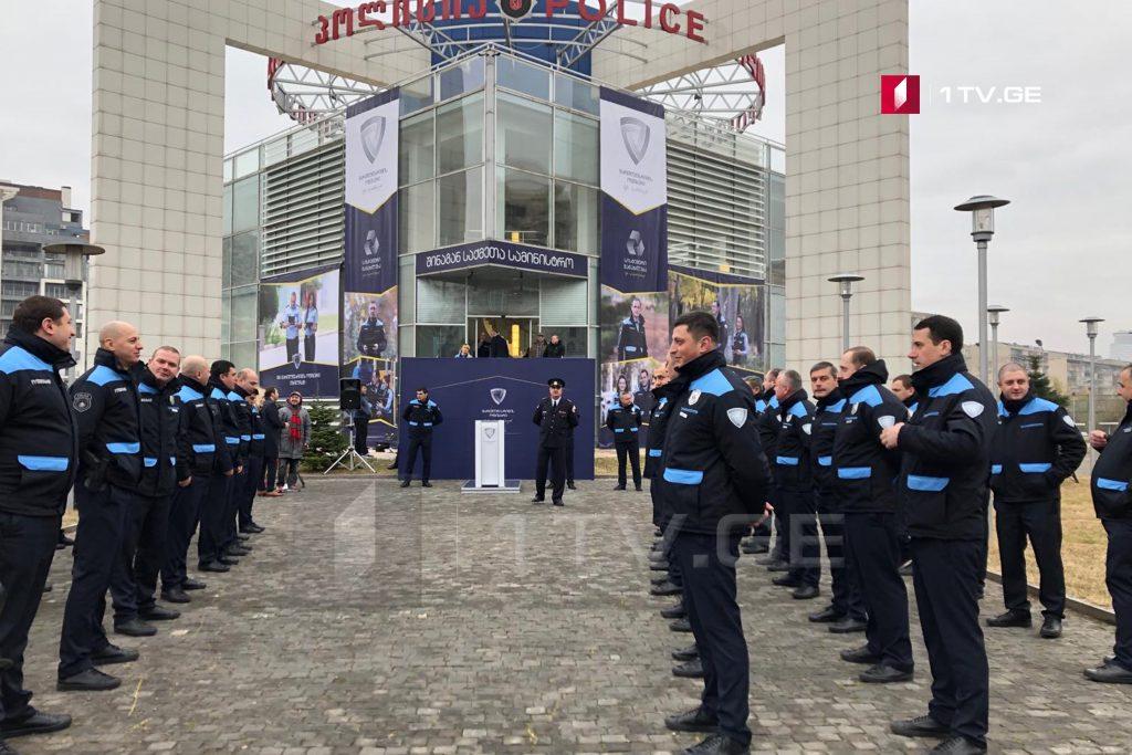 დღეიდან თბილისში მართლწესრიგის ოფიცრებმა დაიწყეს მუშაობა [ფოტო]