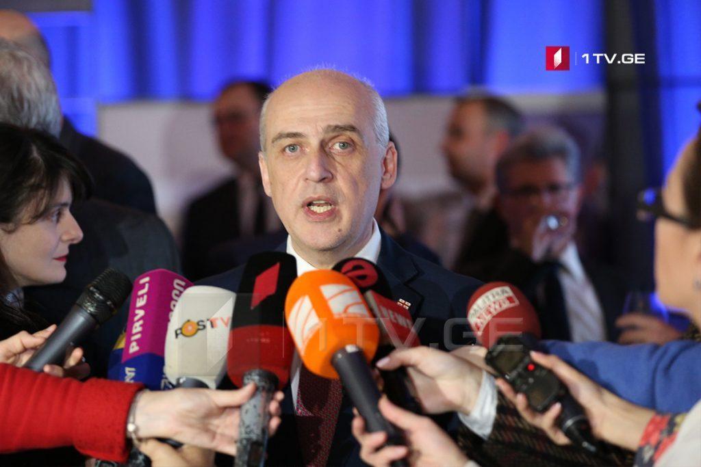 David Zalkaliani - NATO-nun Xarici İşlər ministerialı çərçivəsində planlaşdırılmış görüş təsdiq edir ki, NATO-nun gündəmində Gürcüstan nə qədər əhəmiyyətli yer tutur