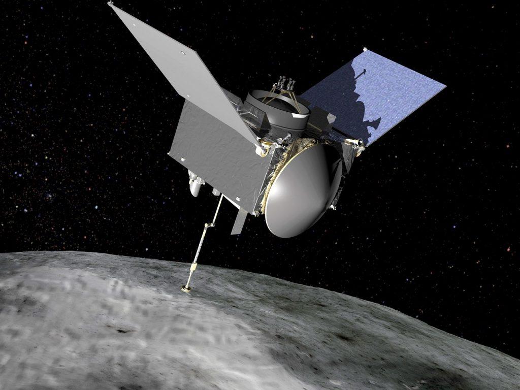 NASA-ს ხომალდი ასტეროიდ ბენუსთან მივიდა და მისი ნიმუშების დედამიწაზე ჩამოტანას გეგმავს