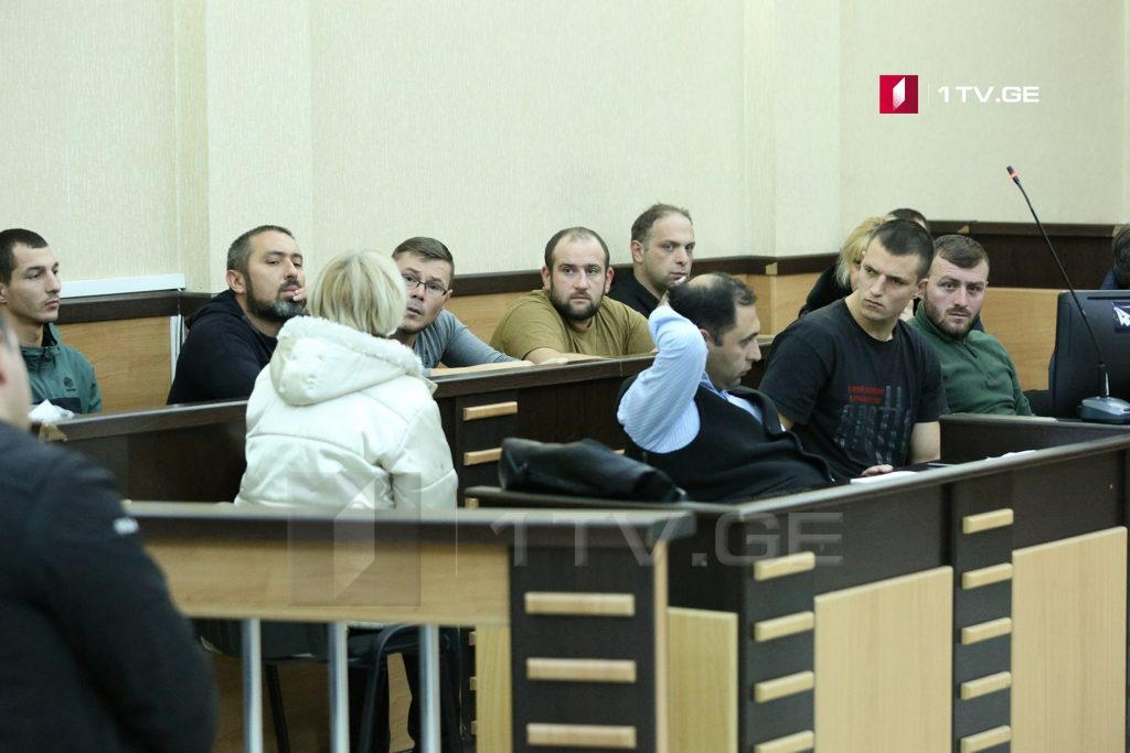 თბილისში სპეცოპერაციისას დაკავებულები აცხადებენ, რომ მათგან დნმ-ის ნიმუშები უკანონოდ აიღეს