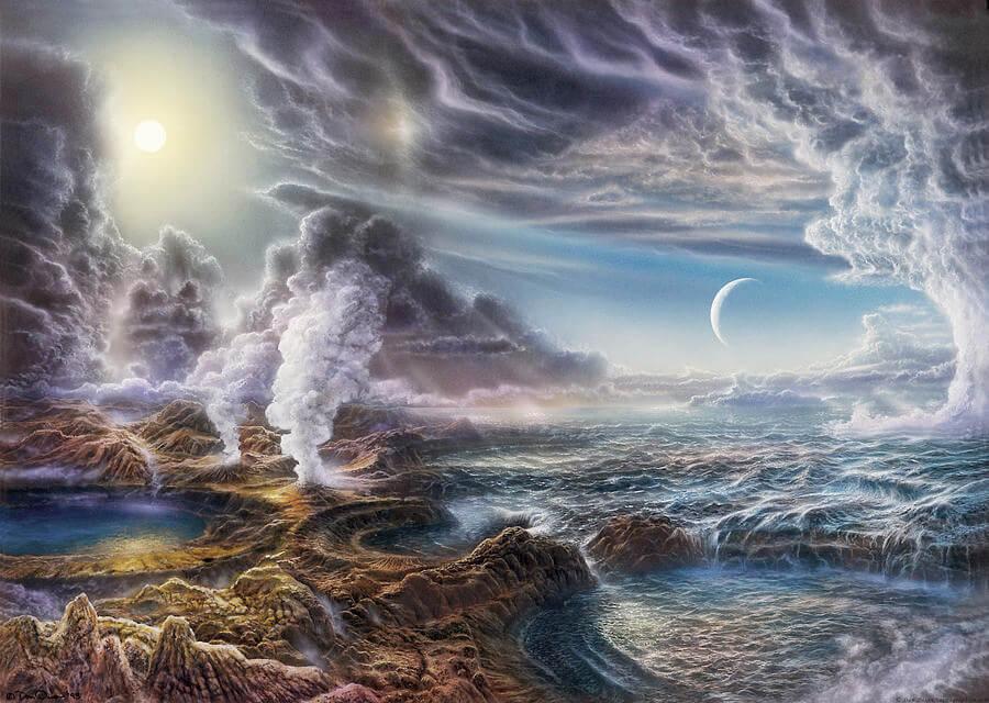 დედამიწაზე სიცოცხლე შესაძლოა, ისეთი მარტივი ნივთიერებების წყალობით აღმოცენდა, რომლებსაც ყოველდღე ვიყენებთ