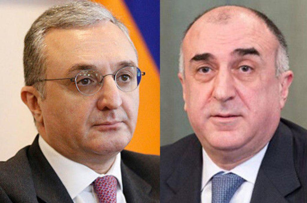 სომხეთისა და აზერბაიჯანის საგარეო საქმეთა მინისტრები მილანში შეხვედრას მართავენ