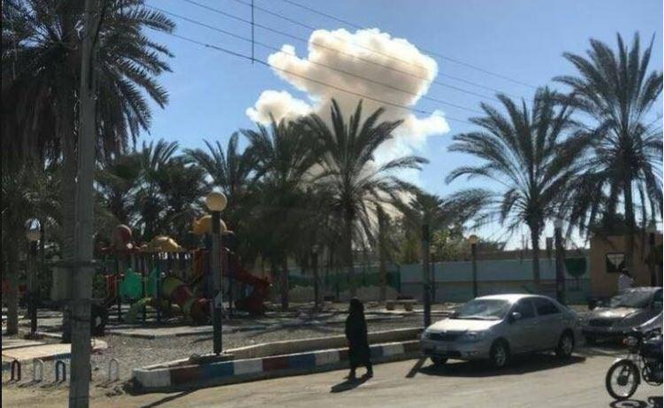 Террорист-смертник подорвал себя возле отделения полиции в Иране, погибли три человека