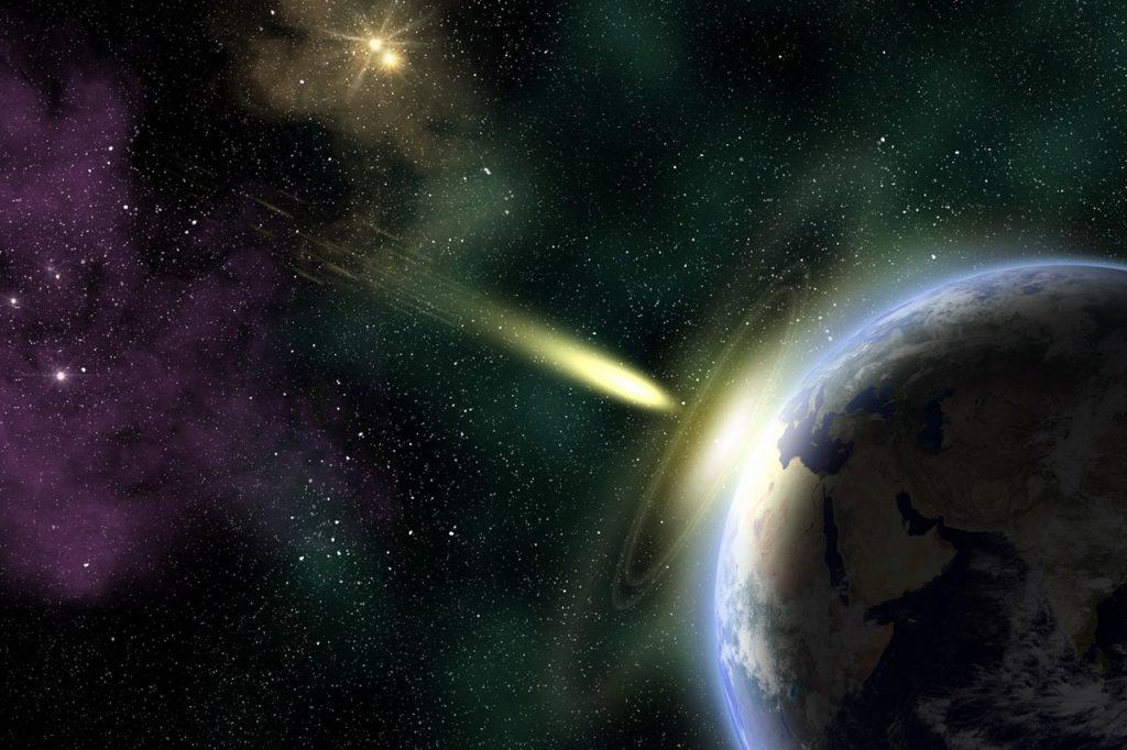 3700 წლის წინ მომხდარი კოსმოსური აფეთქება, რომელმაც შესაძლოა, უძველეს ბიბლიურ ამბავს ნათელი მოჰფინოს