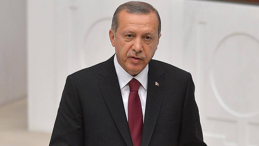 Recep Tayyip Erdogan congratulates Salome Zurabishvili on her election as President of Georgia