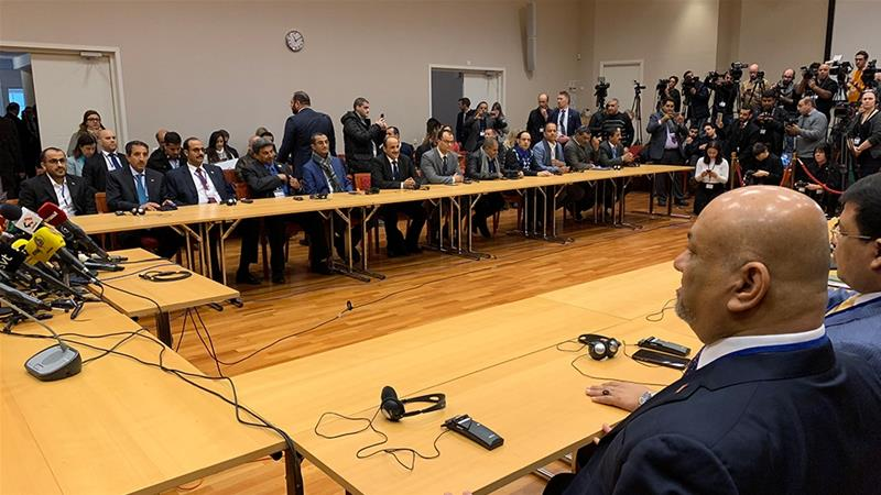 იემენის ხელისუფლებასა და მეამბოხე ჰუსიტებს შორის შვედეთში სამშვიდობო მოლაპარაკებები დაიწყო