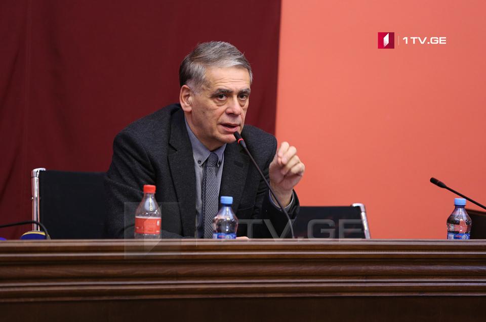 Специального управляющего «Georgian Manganese» заслушают завтра на заседании парламентского комитета по отраслевой экономике в закрытом формате
