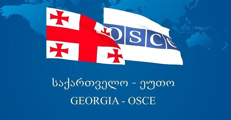 Группа друзей Грузии в ОБСЕ - Спустя десять лет после вторжения России в Грузию продолжается оккупация Абхазии и «Южной Осетии»