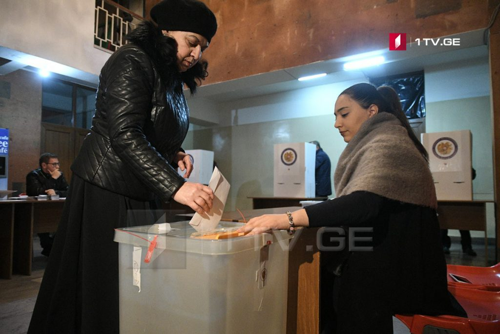 Early parliamentary election in Armenia [Photos]