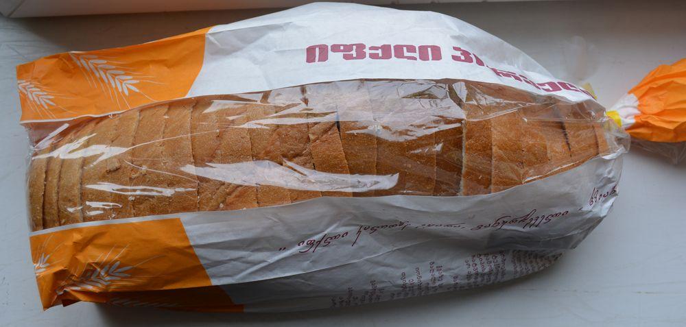"""""""იფქლის"""" დასახელების პური 10 თეთრით ძვირდება"""