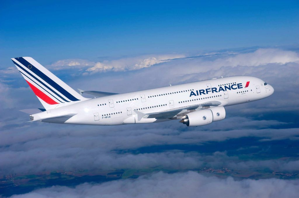 AIR FRANCE to start flights to Georgia from March 31, 2019