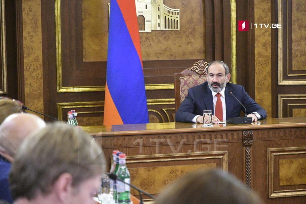 Հայաստանը չի ձգտում դեպի ՆԱՏՕ, սակայն շարունակում է համագործակցել դաշինքի հետ. Նիկոլ Փաշինյան
