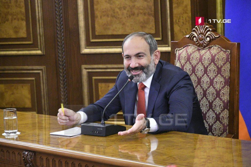 Armenian PM to visit Georgia
