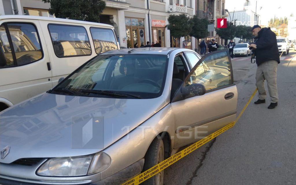 თელავში, ზებრა გადასასვლელზე 70 წლამდე მამაკაცს მანქანა დაეჯახა
