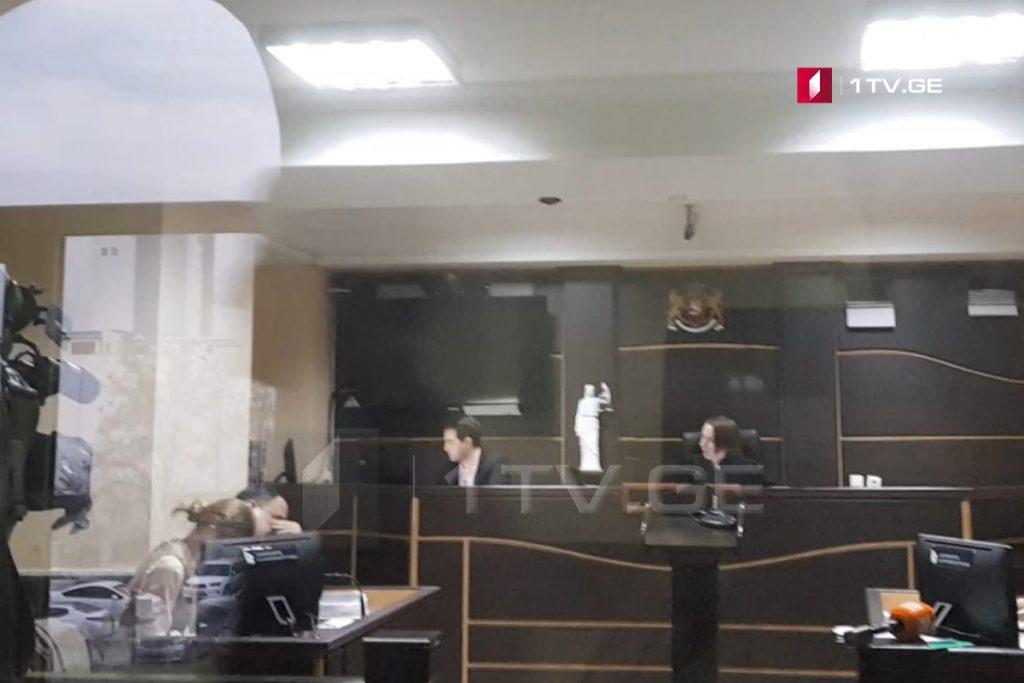 Суд не удовлетворил требование «Национального движения» в связи со снятием Саломе Зурабишвили с регистрации