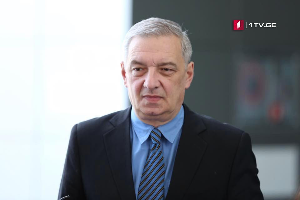 Гия Вольский - Институт президента должен быть правильно сформирован, в том числе и с кадровой точки зрения