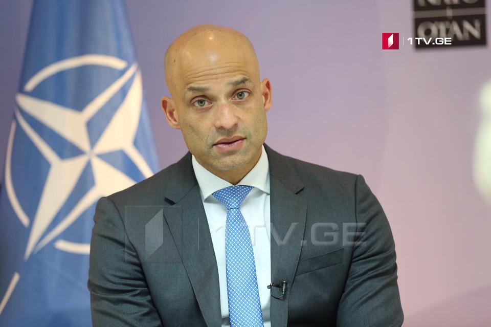Джеймс Аппатурай - Я услышал от Саломе Зурабишвили очень четкие посылы о евроатлантическом устремлении