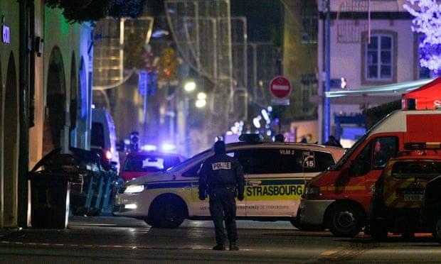 ԱՄՆ-ը Ստրասբուրգում տեղի ունեցած ահաբեկչության հետ կապված համերաշխություն է հայտնում Ֆրանսիային