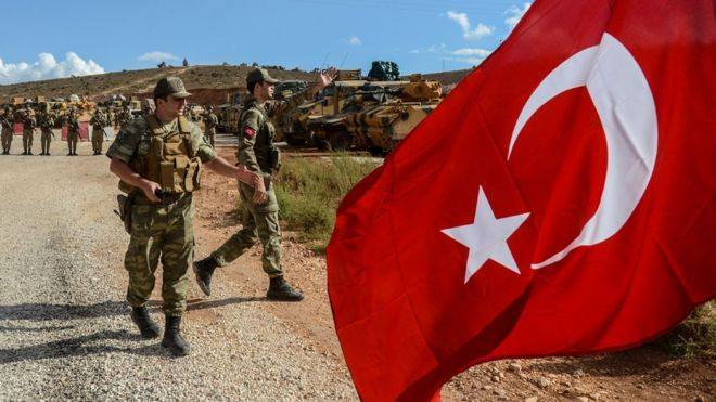 პენტაგონი თურქეთს აფრთხილებს, რომ ჩრდილო-აღმოსავლეთ სირიაში ცალმხრივი ქმედებები დაუშვებელია