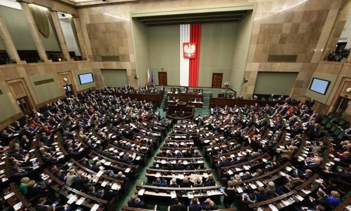 Парламент Польши выразил вотум доверия правительству