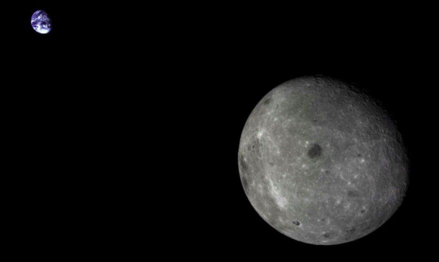 """მთვარის """"ბნელ მხარეს"""" გაშვებული ჩინური ხომალდი მთვარის ორბიტაზე გავიდა"""