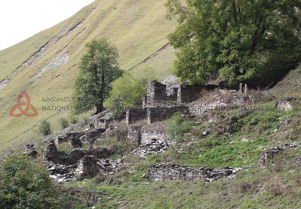 სოფელი ლაკათხევში მდებარე გვიანი შუა საუკუნეების ნასახლარს კულტურული მემკვიდრეობის უძრავი ძეგლის სტატუსი მიენიჭა