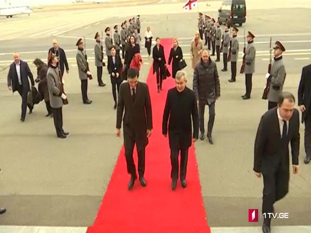 Speaker of Lithuanian Seimas to attend Salome Zurabishvili's inauguration ceremony