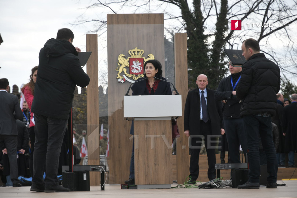 Preparations for inauguration ongoing in Telavi [Photos]
