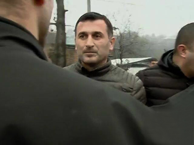 Правоохранители задержали Давида Киркитадзе