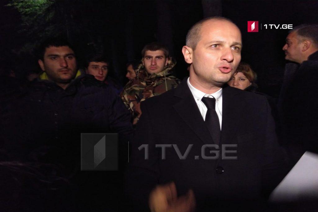 Адвокат заявляет, что Давид Киркитадзе начал голодовку