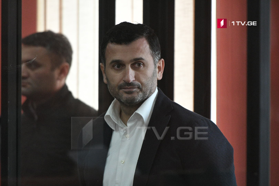 Давиду Киркитадзе присуждено заключение в виде меры пресечения