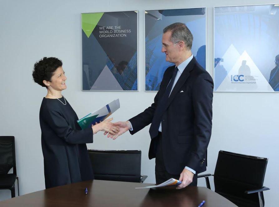 Memorandum signed between ICC International Court of Arbitration and Georgia
